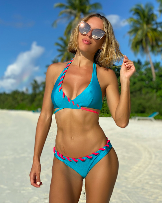 Personalized Errin Swimsuit