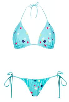 Bikini Gia, turquoise
