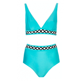 Bikini Ines Light Blue