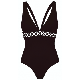 Swimsuit Ines, black